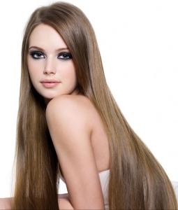Lang Haartyp Mit Unterschiedlicher Farbe Frauen Frisuren Fur